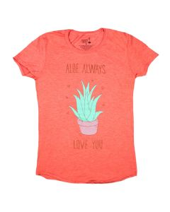 Aloe Always Love You Ladies Tee