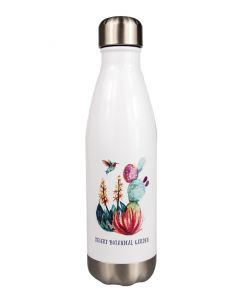 Watercolor Cactus Thermal Waterbottle