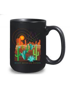 Electric Desert Logo Mug