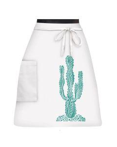Letterpress Saguaro Bistro Apron