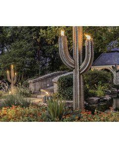 Saguaro Cactus Garden Torch