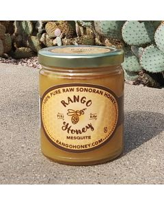 Sonoran Mesquite - 100% Pure Raw Honey