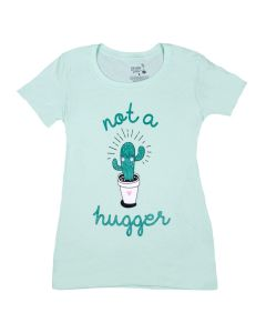 Ladies ''Not a Hugger'' Tee