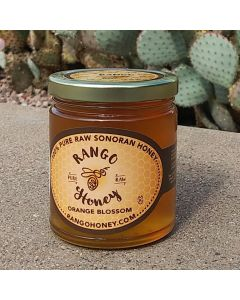 Sonoran Orange Blossom - 100% Pure Raw Honey