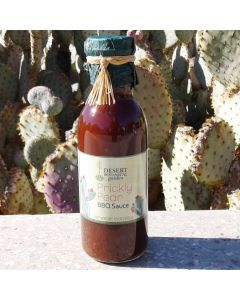 Prickly Pear BBQ Sauce