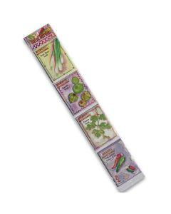Salsa Garden Seed Packets