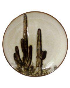 Saguaro Cactus Salad Plate